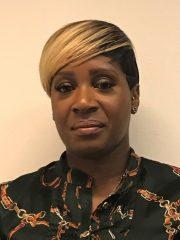 Georgina Brown: NADP Administrator