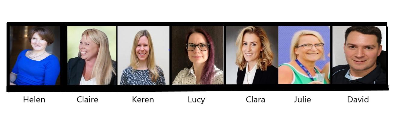 Photo of panellists