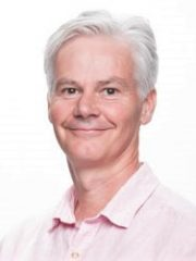 Jonathan Thompson (He/His): Vice Chair Professional Development